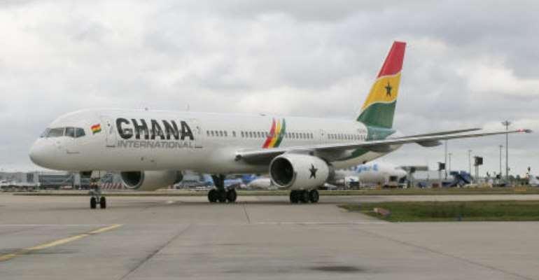 Is Ghana International Airline `dead`?